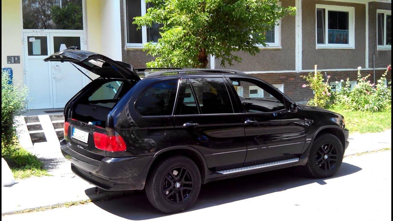 BMW X5 e53 vs. klon z Číny