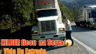 Volvo parado na Serra!