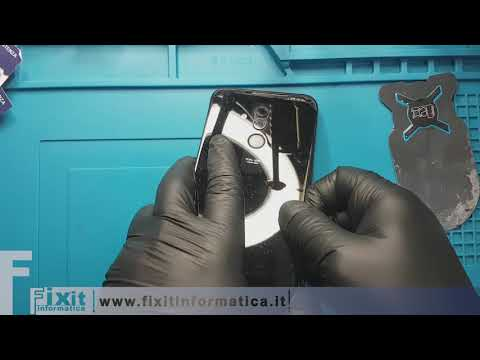 Huawei Mate 20 lite sostituzione display - Screen Replacement - Disassembly