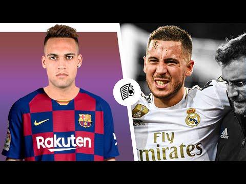 ОФИЦИАЛЬНО: Азар вылетел до конца сезона! Лаутаро Мартинес перейдёт в Барселону?