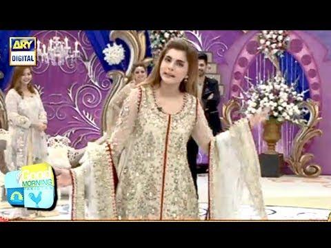 Aaj Main Mezban Nahi Mehman Hoon - Nida Yasir