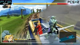 Fullmetal Alchemist and the Broken Angel - PS2 Gameplay 1080p (PCSX2)