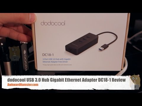 Dodocool usb 30 hub gigabit ethernet adapter dc18 1 review https dodocool usb 30 hub gigabit ethernet adapter dc18 1 review httpsyoutupm7ov0z6sqy publicscrutiny Image collections