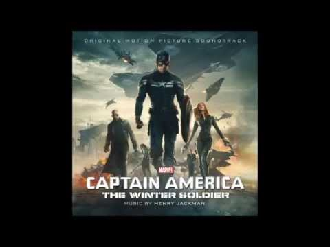 Captain America   The Winter Soldier OST 17 End Of The Line