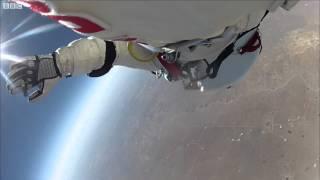 Skok z Kosmosu na Nogi - Lektor - Adrenalina - BBC Brit Polska