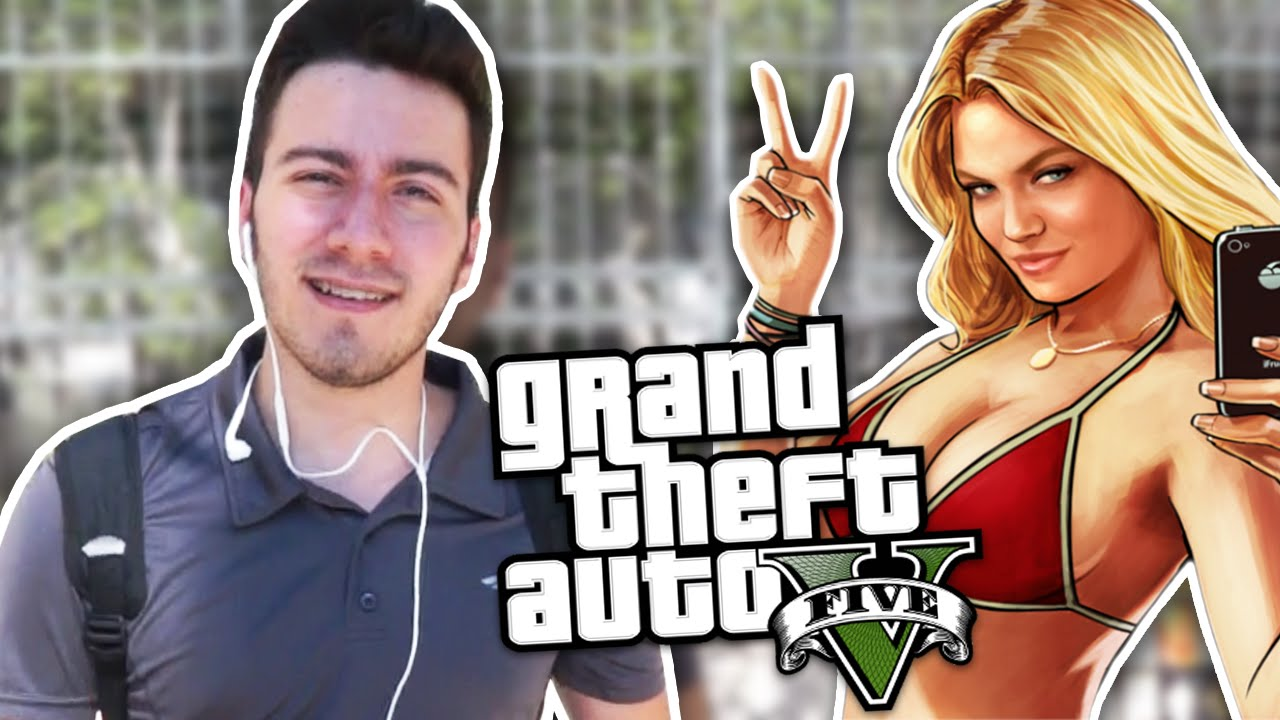 Sokakta Gta 5 Youtube