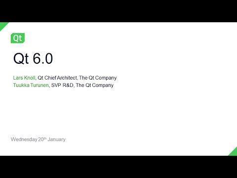 Meet Qt 6 日本語字幕版