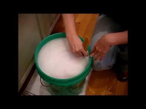 Janie's BEST Laundry Detergent Recipe - IMPROVED!