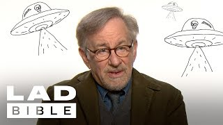 Ready Player One's Legendary Director, Steven Spielberg, On Peaky Blinders And Believing In UFOs