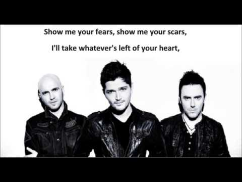 The Script - Kaleidoscope (lyrics)
