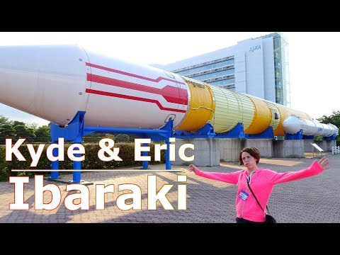 Japan's Ibaraki Prefecture! | Shrines, Cars & JAXA!
