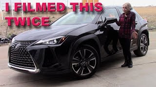 CUVs, From a Short Girl's Perspective | LEXUS UX250h