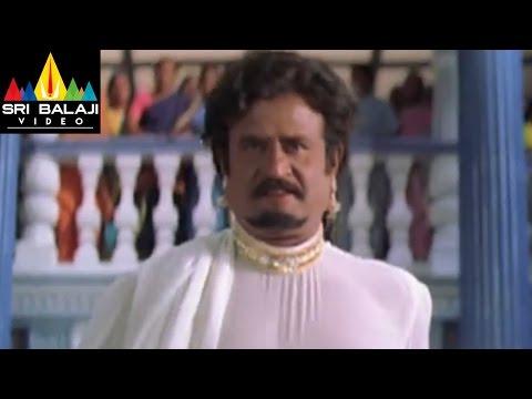 Chandramukhi Movie Climax Scene | Rajinikanth, Jyothika, Nayanatara | Sri Balaji Video