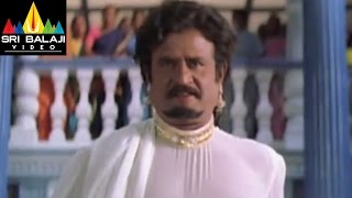 Chandramukhi Movie Climax Scene | Rajinikanth, Jyothika, Nayanatara | Sri Balaji Video