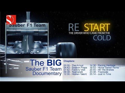 The BIG Sauber F1 Team TV Documentary feat. Marcus Ericsson: ReSTART
