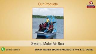 Water Sports Equipment And Tourist Boats By Sunny Water Sports Products Private Limited, Pune