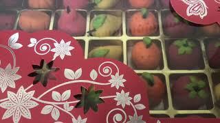 Unwrapping Heiraz Mix Pineapple Tarts