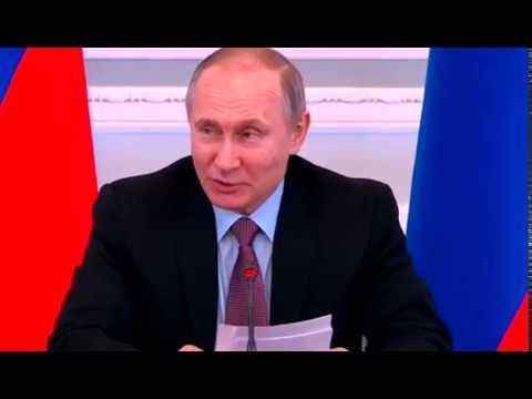 Путин про микро-займы, быстрые деньги и старушку процентщицу Достоевского