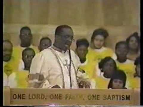Bishop David L. Ellis - The Name Jesus Part 1