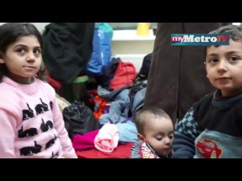 Eksklusif HM Pelarian Syria: Merintis impian di Hamburg