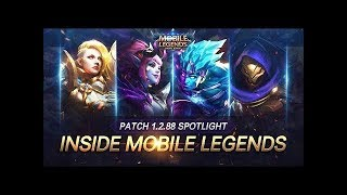 Inside Mobile Legends - Patch 1.2.88 Spotlight