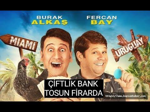 ÇİFTLİK BANK FİLM OLDU!  Çiftlik Bank Tosun Firarda Full İzle Fragman