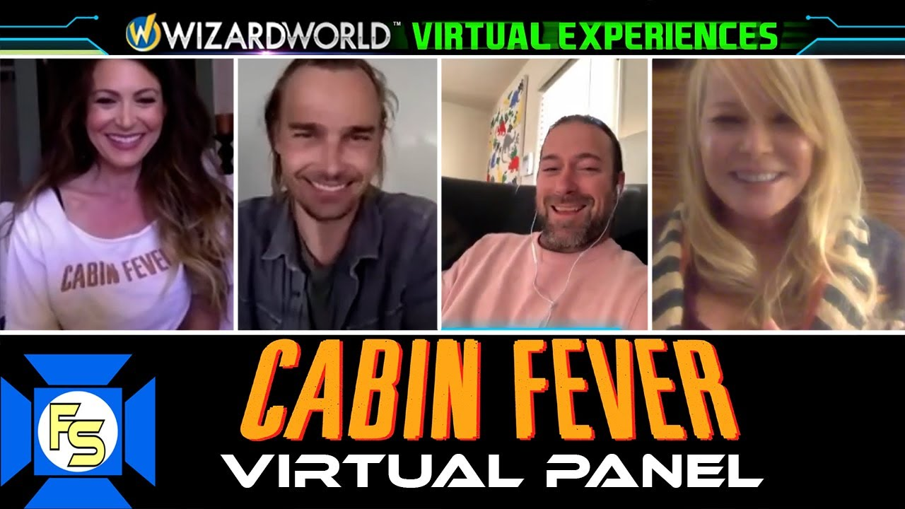 Download CABIN FEVER Panel - Wizard World Virtual Experiences 2020