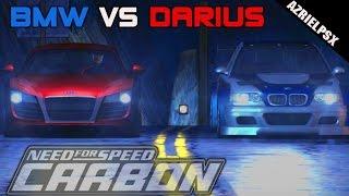 BMW vs Darius NFS CARBON W/Ending