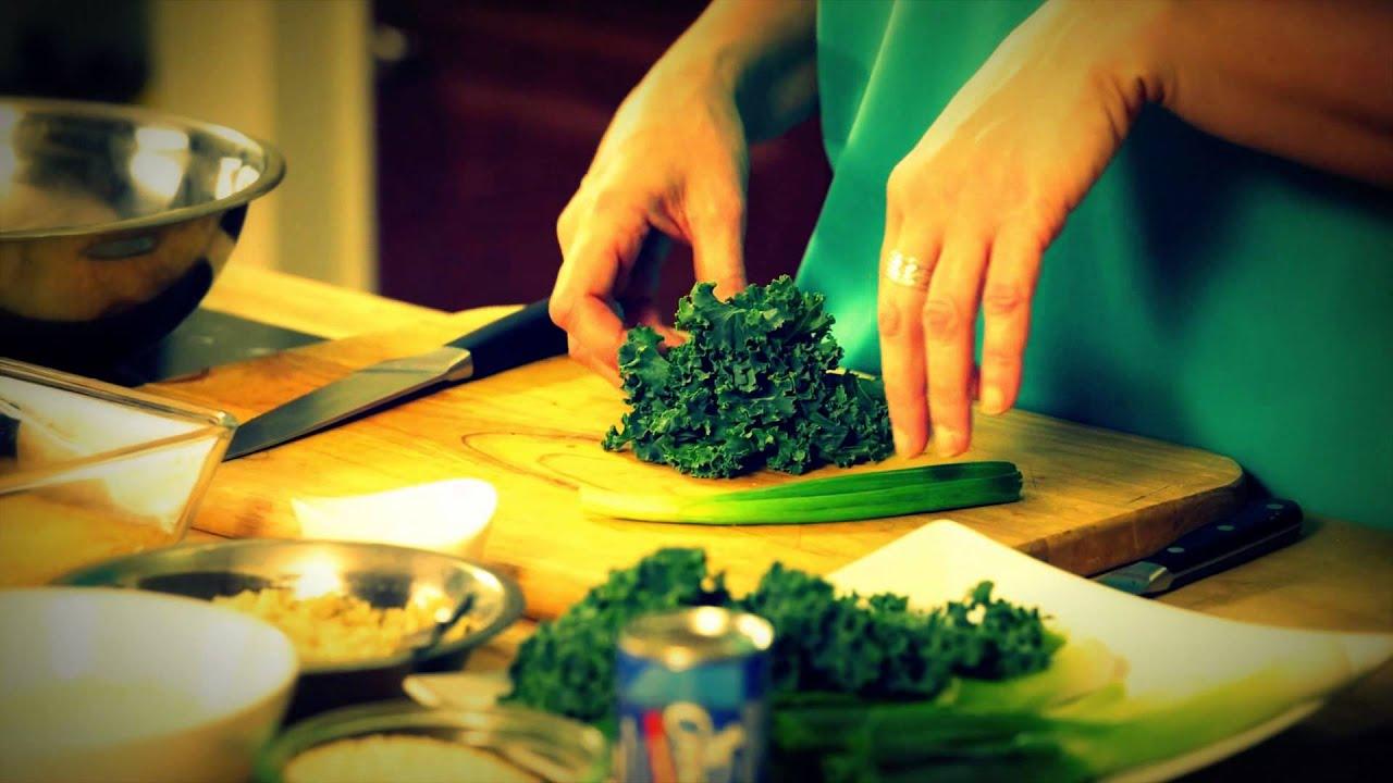 How To Cook ?kale Quinoa Pillsbury Crescent Roll Quiche