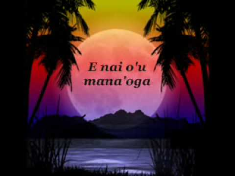 Sosefina - Fiji - With Lyrics - DSTA 2008
