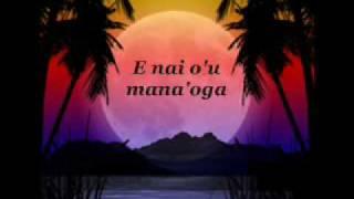 Sosefina - Fiji - With Lyrics - DSTA 2008
