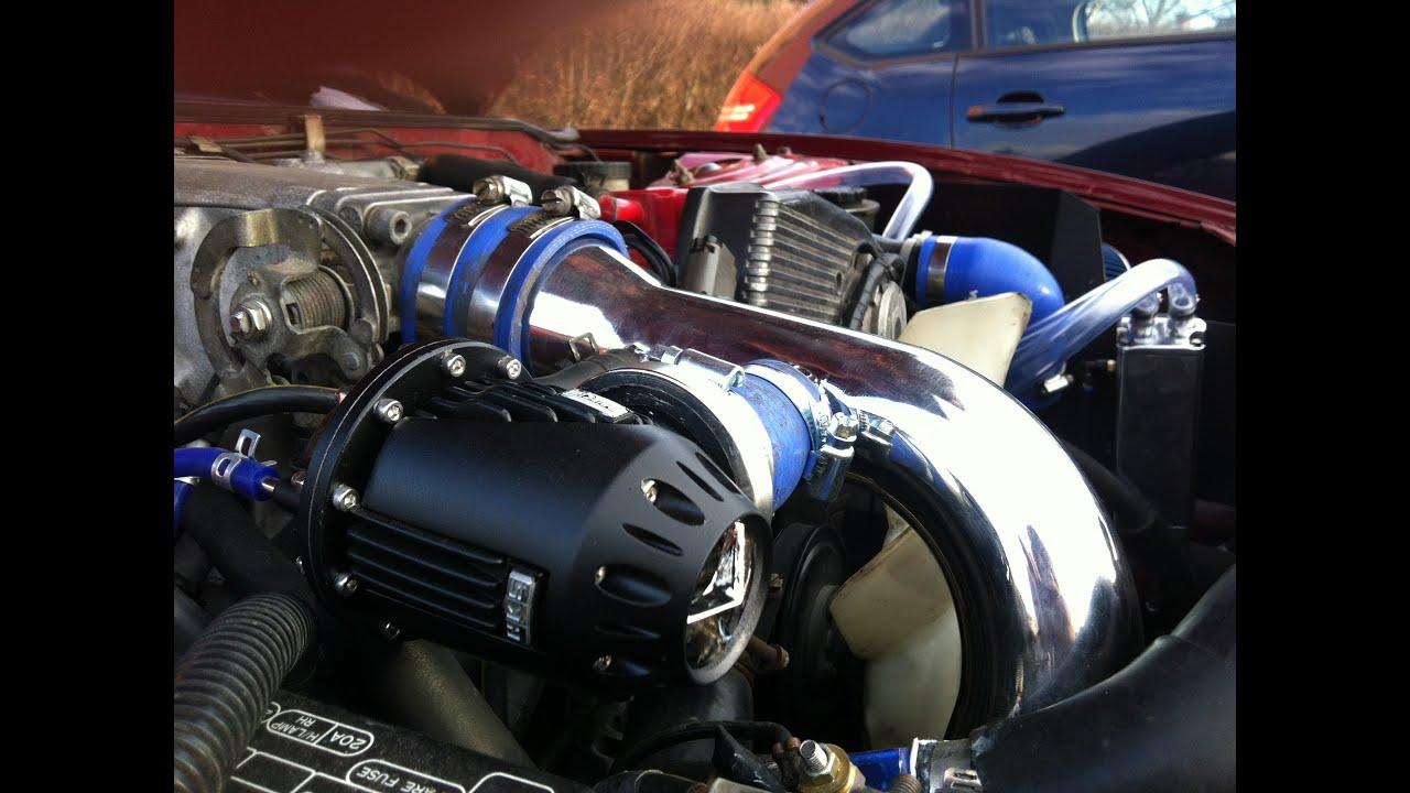 HKS racing blow off valve type 2 - YouTube