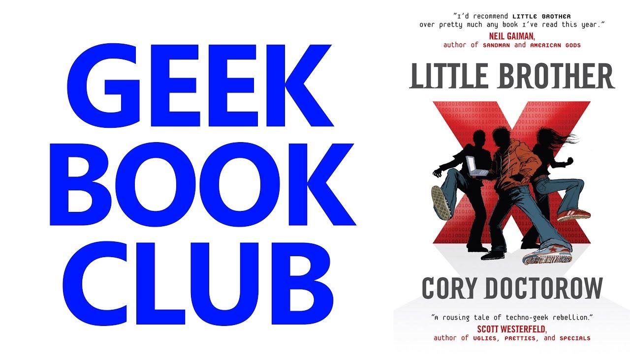 little brother cory doctorow audiobook