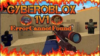 Roblox Counter Blox ErrorCannotFound 1v1 Pt 1 | # 103