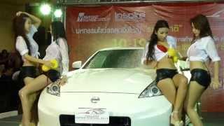 Thailand Motor Festival 2013 Car Wash by FHM Girls-01