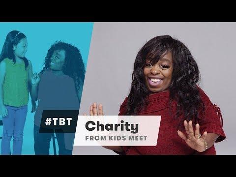 Charity from Kids Meet a Little Person | #TBT | Cut