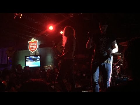 Shining (Sweden) - Live at Dirty Dog Bar in Austin, Texas 8/12/16