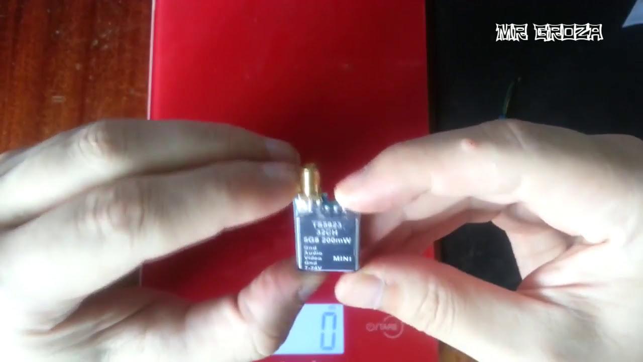 Видео передатчик TS5823 фотки