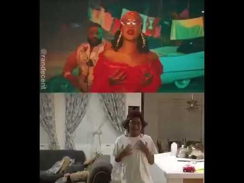 DJ Khaled ft Rihanna & Bryson Tiller - Wild Thoughts (Remake Video)