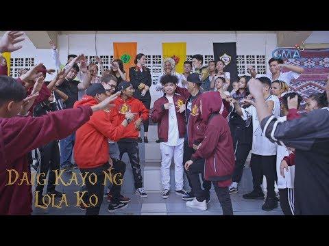 Daig Kayo Ng Lola Ko: The Brothers vs The Bulldogs's rap battle