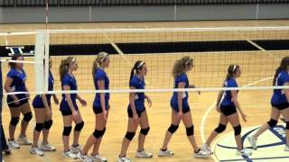 Model Volleyball Varsity Girls