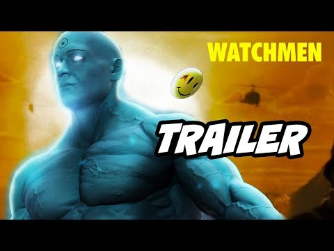 Watchmen Trailer - HBO Season 1 Episodes and Easter Eggs Breakdown