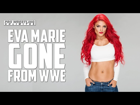 Is Eva Marie Gone From The WWE?