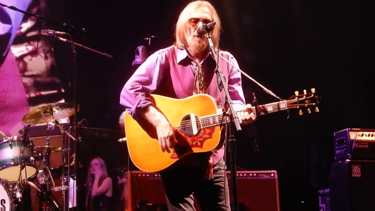 tom petty and the heartbreakers wildflowers 5 8 17 memphis youtube. Black Bedroom Furniture Sets. Home Design Ideas