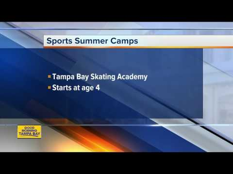 Tampa Bay area summer sports camps