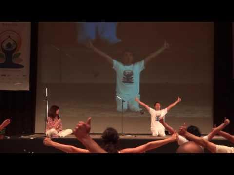 Международен Ден на Йога: НДК 21.06.2016 - Санджай Йоги,Сукшма Вяяна / част 1/