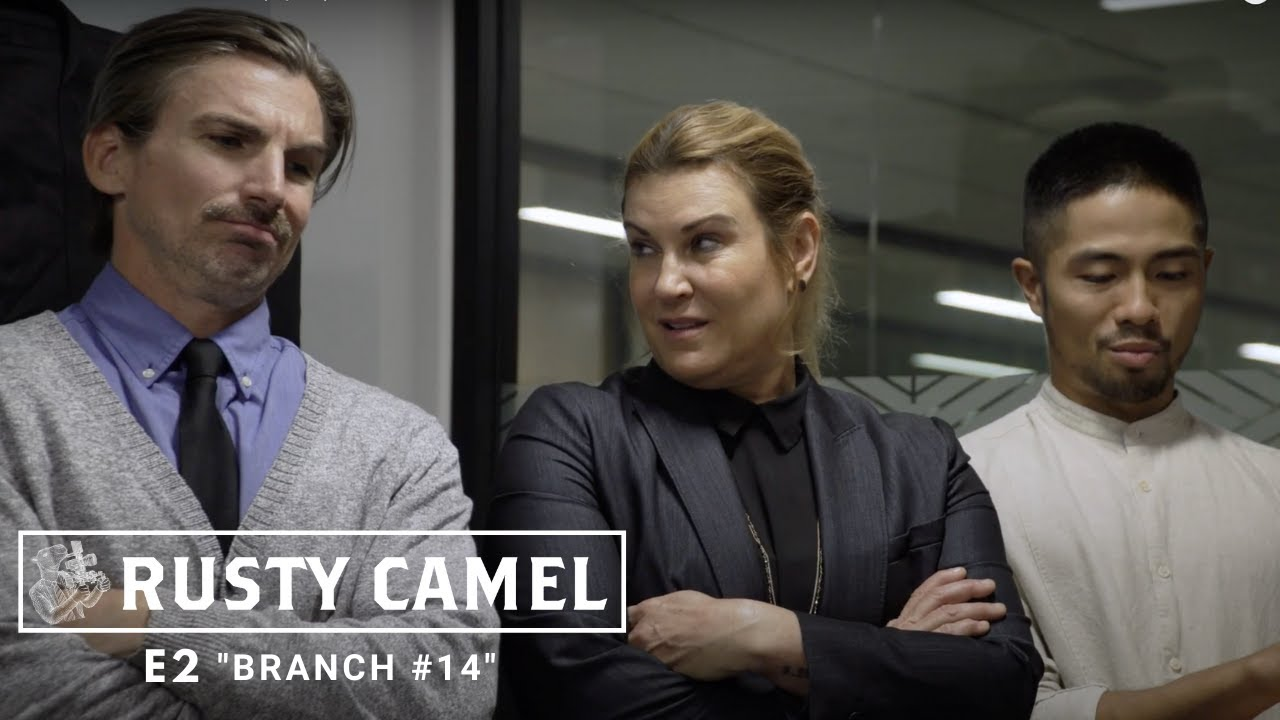 "RUSTY CAMEL - S1 (Ep 2) ""Branch #14"""