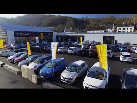 Nouvelle Concession Renault à Châteaulin