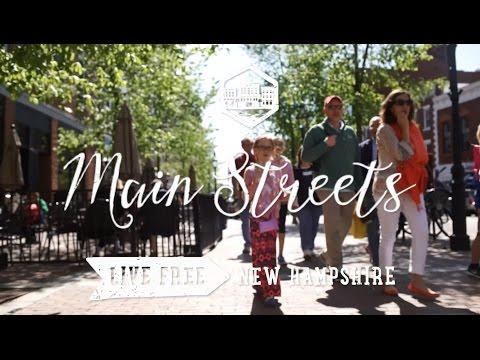 New Hampshire's Main Streets