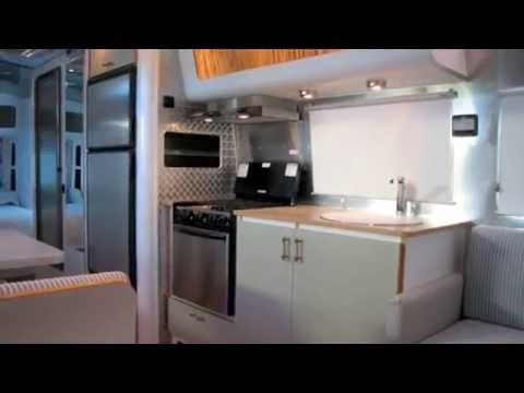 Airstream International Ocean Breeze 28' Travel Trailer Tropical Theme Exotic